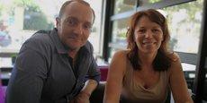 Bernard Benassis et Patricia Cami, cofondateurs de BodyGo