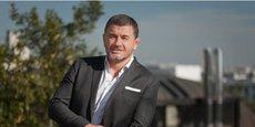 Christophe Ducluzeau, ancien rugbyman professionnel, a créé Insitu en 1997.