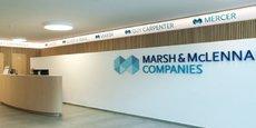 Marsh & McLennan, qui emploie plus de 65.000 personnes dans le monde (contre 10.000 pour JLT), capitalise plus de 43 milliards de dollars à Wall Street.