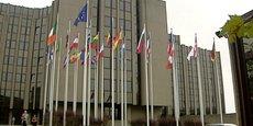 Vue du siège de la Cour des comptes européenne.