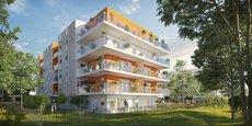 La résidence Joia, à Montpellier, sera livrée début 2021 dans le quartier des Beaux-Arts.