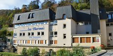 La station thermale de Bagnols-les-Bains, en Lozère.