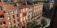 Les loyers à Toulouse connaissent une légère tendance à la hausse sur les 5 dernières années.