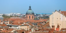 Les implantations d'entreprises à Toulouse, sont en forte baisse, mais la Ville rose attire toujours.