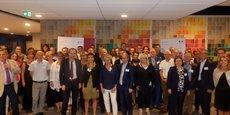 Les cadres régionaux de l'Urssaf en séminaire à Bordeaux