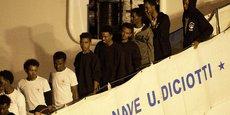 ITALIE: UN DÉCRET POUR LIMITER L'IMMIGRATION