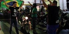 BRÉSIL/PRÉSIDENTIELLE: BOLSONARO EN TÊTE DES INTENTIONS DE VOTE