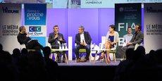 Les entrepreneurs se sont appuyés sur leur expérience internationale pour donner de précieux conseils aux startups cherchant à se développer à l'international.