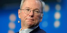 Eric Schmift, Pdg de Google entre 2001 et 2011.