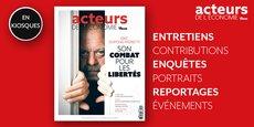Acteurs de l'économie-La Tribune n°142