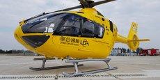 Sur une flotte en service évaluée à 688 appareils civils à fin août 2018, la part de marché revendiquée par Airbus Helicopters s'élève à 37% (252 appareils pour 85 clients), loin devant Bell (21%, 145 appareils) et Leonardo (13%, 91 appareils).