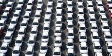 Le crédit à la consommation à légèrement progressé grâce, entre autres, aux achats automobiles.