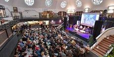 La sortie du Startupper réunit chaque année le public autour d'une thématique liée au monde des startups