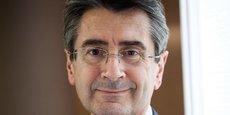 Jean-Luc Vidon, président de l'Association des organismes de logement social d'Île-de-France (AORIF).
