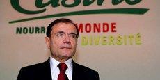 Pour Jean-Charles Naouri, le Pdg de Casino, le groupe est sur la voie du désendettement.