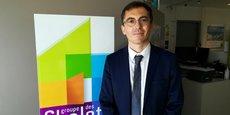 Pierre Marchal, nouveau directeur des Chalets à compter du 1 janvier 2019.