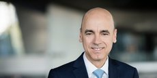Nicolas Peter est membre du directoire de BMW et a en charge les finances du groupe.