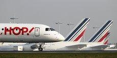 HOP, la filiale d'Air France née du rapprochement de Regional, Britair et Airlinair en 2016, vient de lancer deux PSE (plans de sauvegarde pour l'emploi), portant chacun sur 125 postes, et va en recréer parallèlement 35.