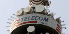 Telecom Italia, dont Vivendi est le principal actionnaire, a dépensé pas de moins de 2,4 milliards d'euros pour ses nouvelles fréquences 5G.
