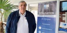 Jean-Pierre Duhamel a créé SIA à Louviers en 2014 avec son fils.