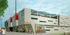 Le projet a été confié à l'agence d'architecture perpignanaise Ecotype