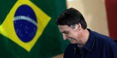 Le candidat d'extrême droite Jair Bolsonaro a su capitaliser sur le rejet de la gauche provoqué par de multiples scandales de corruption.