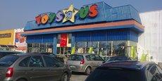 Toys'R'Us va voir une grande partie de ses magasins français sauvegardés et 9 emplois sur 10