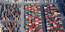 Les exportations de biens français vers le Royaume-Uni pâtiraient fortement d'un Brexit sans accord.
