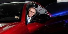 Carlos Tavares, président du directoire de PSA. Peugeot a légitimé son positionnement de généraliste premium en recréant un style.