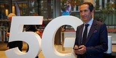 Patrick Drahi, le fondateur et propriétaire d'Altice, la maison-mère de SFR, était présent ce mardi à l'inauguration de son siège parisien.