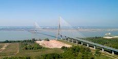 Maillon de la stratégie Axe Seine, la Région Normandie se dit prête à porter le projet d'amélioration de la connexion mer-Seine.