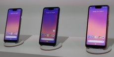 Google a présenté mardi 9 octobre à New York son dernier smartphone, le Pixel 3, lors de sa conférence annuelle consacrée à ses nouveaux produits.