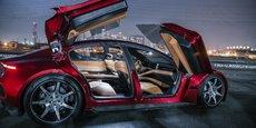 La voiture de sport de luxe Emotion de Fisker Inc. sera la première à utiliser les batteries tout solide conçues par le constructeur californien.