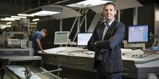 Laurent Rousseil, fils du fondateur d'Imprim'33, est le PDG du Groupe Imprim depuis 2010.