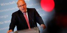 Peter Altmaier, ministre fédéral de l'Economie, veut devenir le leader mondial dans les technologies de l'hydrogène décarboné.