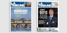 L'Edition Bordeaux et l'hebdomadaire de La Tribune du 12 octobre