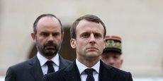 Emmanuel Macron et son Premier ministre, Edouard Philippe, cherchent à s'accorder sur le nom du prochain ministre de l'Intérieur.