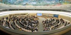 Tous les pays membre de l'ONU ont le droit de présenter leurs candidatures et de siéger au sein du Conseil des droits de l'Homme de l'ONU, dont les membres sont élus par l'AG des nations unies.