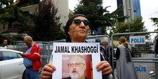 Selon une nouvelle version de l'Arabie Saoudite, Jamal Khashoggi a été tué par une clé d'étranglement