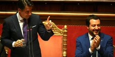RUSSIE: LES SANCTIONS NUISENT AUX ENTREPRISES ITALIENNES, DIT CONTE