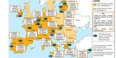 Les 12 plus grands groupes bancaires français représentent 33% du total des actifs des établissements européens supervisés par la BCE dans le cadre du mécanisme de surveillance unique (MSU)