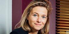 Axelle Davezac, présidente de la Fondation de France.