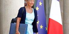 La ministre des Transports Elisabeth Borne.