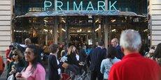 L'ouverture de Primark à Toulouse, le 1er octobre 2018