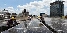 Les deux entreprises entendent développer chaque année pour environ 100 megawatts (MW) de projets auprès d'entreprises et de collectivités.