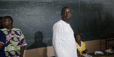 Richissime homme d'affaires, Sébastien Ajavon était candidat à la présidentielle du Bénin de mars 2016.