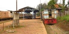 La gare ferroviaire de la ville de Tororo, située à 10 kilomètres à l'ouest de la ville de Malaba qui marque la frontière entre l'Ouganda et le Kenya.