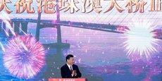 XI JINPING INAUGURE LE PONT HONG KONG-ZUHAI-MACAO