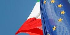L'ITALIE PRÊTE À FAIRE PREUVE DE SOUPLESSE SUR LE BUDGET