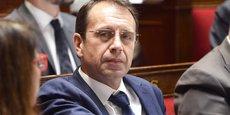 François Jolivet, député (LREM) de l'Indre, est rapporteur spécial des crédits Logement et hébergement d'urgence.